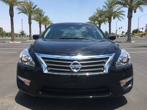 2015 Nissan Altima for sale at AKOI Motors in Tempe AZ