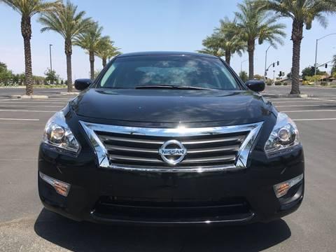 2015 Nissan Altima for sale at AKOI Motors in Tempe AZ