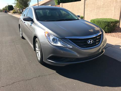 2014 Hyundai Sonata for sale at AKOI Motors in Tempe AZ