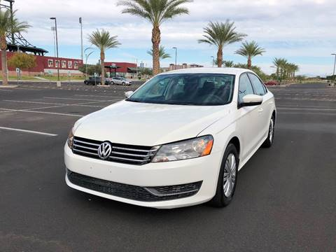 2014 Volkswagen Passat for sale at AKOI Motors in Tempe AZ