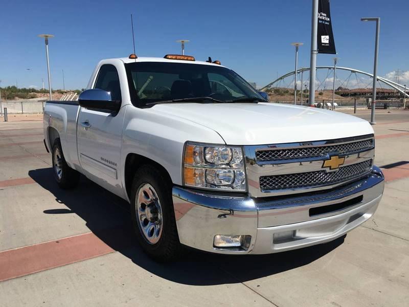 2013 Chevrolet Silverado 1500 for sale at AKOI Motors in Tempe AZ