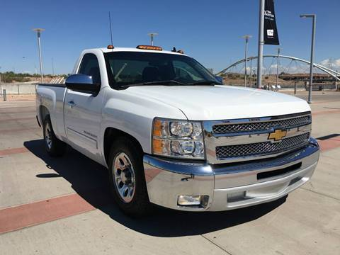 2013 Chevrolet Silverado 1500 for sale at AKOI Motors in Tempe AZ