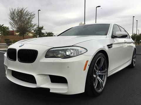 2013 BMW M5 for sale at AKOI Motors in Tempe AZ