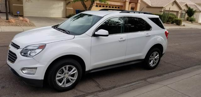2017 Chevrolet Equinox for sale at AKOI Motors in Tempe AZ