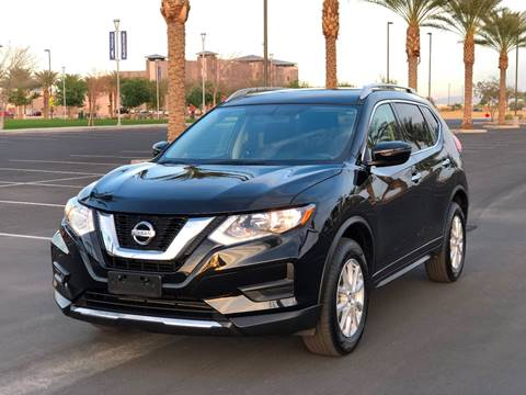 2017 Nissan Rogue for sale at AKOI Motors in Tempe AZ