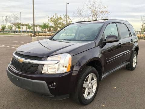 2006 Chevrolet Equinox for sale at AKOI Motors in Tempe AZ