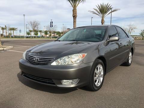 2005 Toyota Camry for sale at AKOI Motors in Tempe AZ