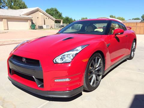 2015 Nissan GT-R for sale at AKOI Motors in Tempe AZ