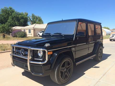 2014 Mercedes-Benz G-Class for sale at AKOI Motors in Tempe AZ