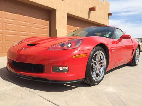 2008 Chevrolet Corvette for sale at AKOI Motors in Tempe AZ