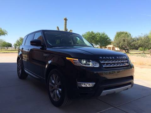 2014 Land Rover Range Rover Sport for sale at AKOI Motors in Tempe AZ