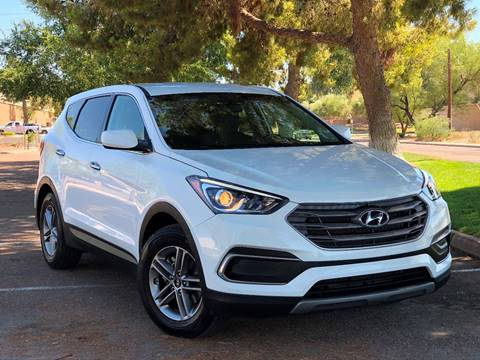2018 Hyundai Santa Fe Sport for sale at AKOI Motors in Tempe AZ
