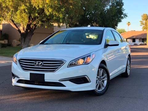 2017 Hyundai Sonata for sale at AKOI Motors in Tempe AZ