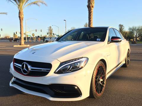 2015 Mercedes-Benz C-Class for sale at AKOI Motors in Tempe AZ