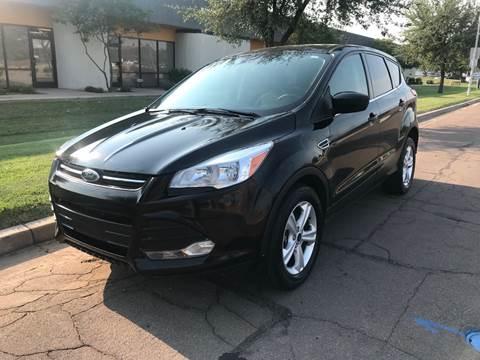 2016 Ford Escape for sale at AKOI Motors in Tempe AZ