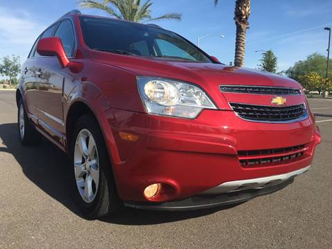 2014 Chevrolet Captiva Sport for sale at AKOI Motors in Tempe AZ
