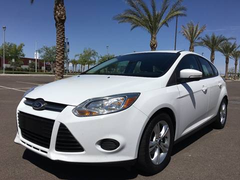 2014 Ford Focus for sale at AKOI Motors in Tempe AZ