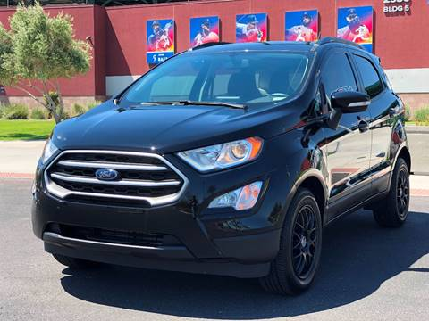 2018 Ford EcoSport for sale at AKOI Motors in Tempe AZ