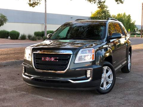 2017 GMC Terrain for sale at AKOI Motors in Tempe AZ