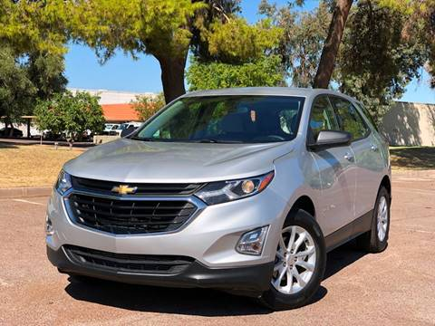2018 Chevrolet Equinox for sale at AKOI Motors in Tempe AZ