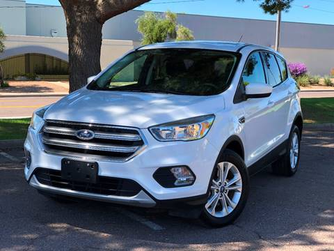 2017 Ford Escape for sale at AKOI Motors in Tempe AZ