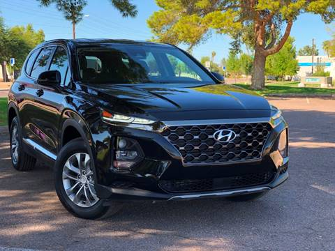 2019 Hyundai Santa Fe for sale in Tempe, AZ