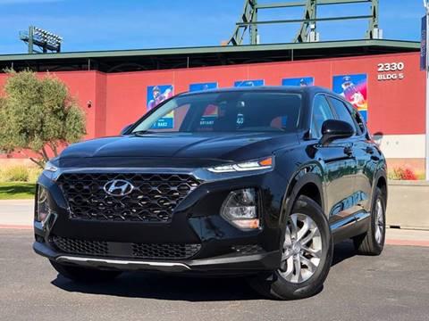 2019 Hyundai Santa Fe for sale at AKOI Motors in Tempe AZ