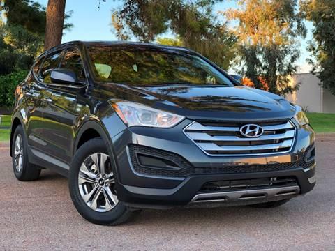 2016 Hyundai Santa Fe Sport for sale at AKOI Motors in Tempe AZ