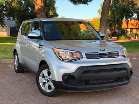 2019 Kia Soul for sale at AKOI Motors in Tempe AZ