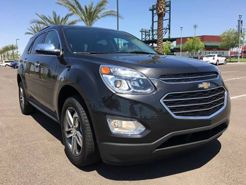 2016 Chevrolet Equinox for sale at AKOI Motors in Tempe AZ