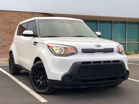 2015 Kia Soul for sale at AKOI Motors in Tempe AZ