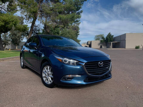 2017 Mazda MAZDA3 for sale at AKOI Motors in Tempe AZ
