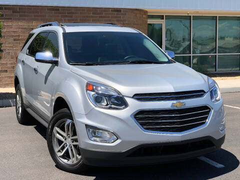 2017 Chevrolet Equinox for sale at AKOI Motors in Tempe AZ