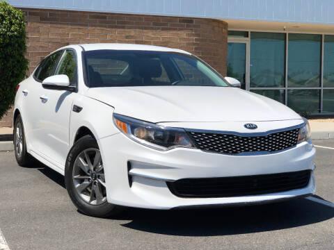 2017 Kia Optima for sale at AKOI Motors in Tempe AZ