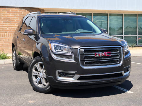 2016 GMC Acadia for sale at AKOI Motors in Tempe AZ