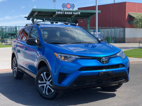 2018 Toyota RAV4 for sale at AKOI Motors in Tempe AZ