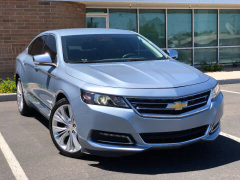 2015 Chevrolet Impala for sale at AKOI Motors in Tempe AZ