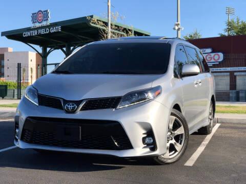 2018 Toyota Sienna for sale at AKOI Motors in Tempe AZ