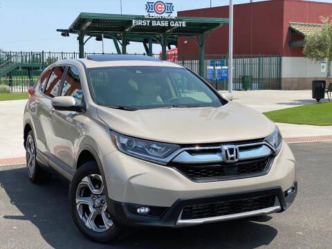 2018 Honda CR-V for sale at AKOI Motors in Tempe AZ