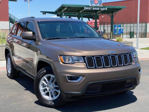 2018 Jeep Grand Cherokee for sale at AKOI Motors in Tempe AZ