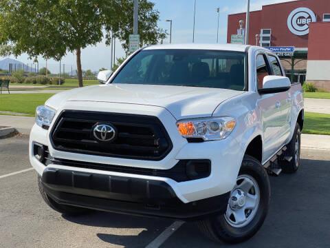 2020 Toyota Tacoma for sale at AKOI Motors in Tempe AZ