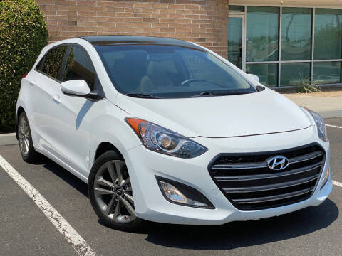 2017 Hyundai Elantra GT for sale at AKOI Motors in Tempe AZ