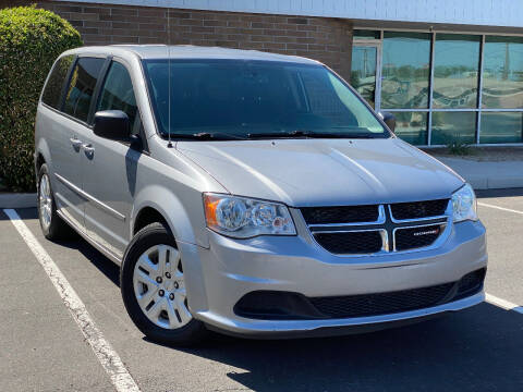 2016 Dodge Grand Caravan for sale at AKOI Motors in Tempe AZ