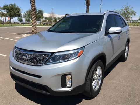 2014 Kia Sorento for sale at AKOI Motors in Tempe AZ