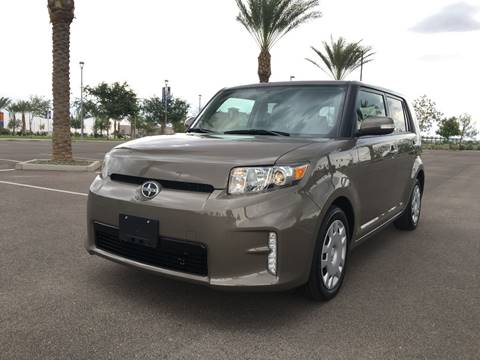 2015 Scion xB for sale at AKOI Motors in Tempe AZ