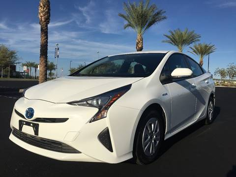 2016 Toyota Prius for sale at AKOI Motors in Tempe AZ
