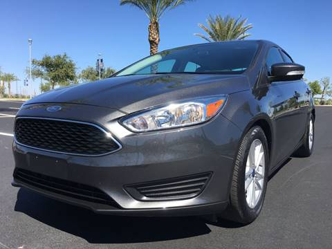 2016 Ford Focus for sale at AKOI Motors in Tempe AZ