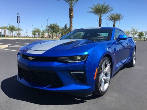 2016 Chevrolet Camaro for sale at AKOI Motors in Tempe AZ