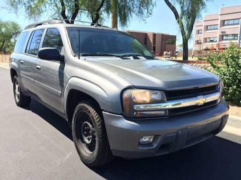 2006 Chevrolet TrailBlazer EXT for sale at AKOI Motors in Tempe AZ