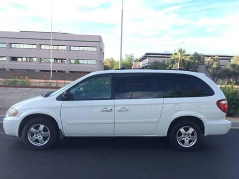 2007 Dodge Grand Caravan for sale at AKOI Motors in Tempe AZ